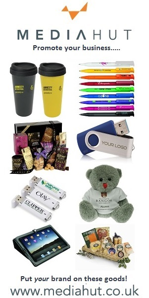 Promotional items, direct mail, and CD/DVD replication services